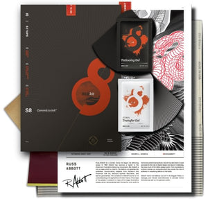 S8 RED Stencil Kit - TattooAwards.com