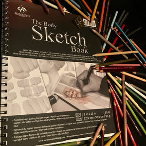 The Body Sketch Book - TattooAwards.com