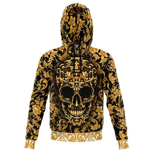 Golden Skull Hoodie - TattooAwards.com