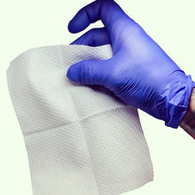 Load image into Gallery viewer, Wipe Outz Sterilized Tattoo DRY White Towels (10 Ct) - TattooAwards.com