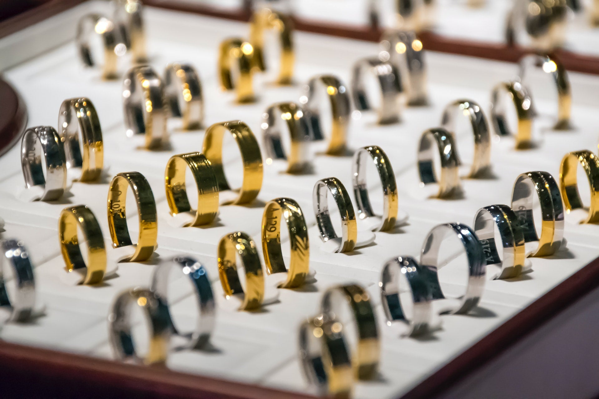 Storing your rings and other small wears