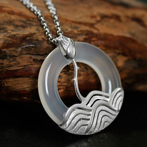 New fashion silver jewelry pendant wholesale without chain - Acecare Jewellery Store
