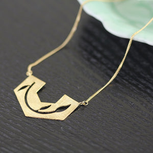 Stylish Pendant necklace silver chain for woman - Acecare Jewellery Store