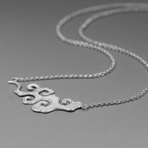 Female silver necklace jewelry chain - Acecare Jewellery Store