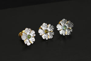 Elegant and exquisite air pure silver brooch wholesale - Acecare Jewellery Store