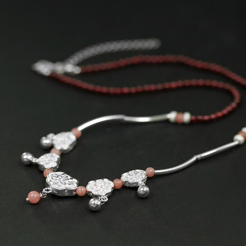 Wholesale Hand-Beaded Pomegranate Stain Chain - Acecare Jewellery Store