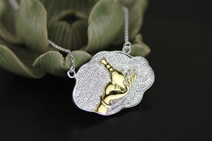 Originally created Buddhist Necklace pendant - Acecare Jewellery Store