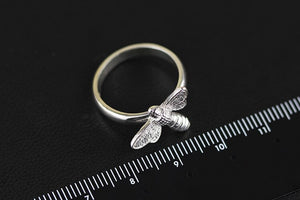 Artistic Natural Wind Lovely Bee Ring | Handwear - Acecare Jewellery Store