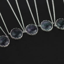 Load image into Gallery viewer, Original Ningxia Pure Silver Hollow-out Lace-in Jewelry Necklace for women - Acecare Jewellery Store