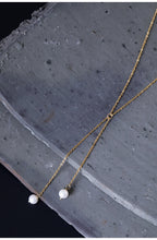 Load image into Gallery viewer, Korean Fashion Handmade Diy Adjustable Long Sweater Chain necklace - Acecare Jewellery Store