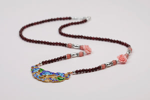 Ornaments Wholesale Handle Beads Agate Necklace - Acecare Jewellery Store