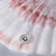 Load image into Gallery viewer, Time and space love natural crystal necklace for women (wholesale) - Acecare Jewellery Store