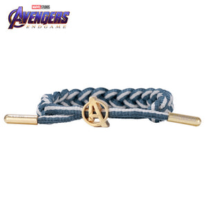Cool Marvel Bracelet Men Bracelets Iron Man Spiderman Weave Women Bracelets Men Kid Bangles Women Couple Bracelet Gift - Acecare Jewellery Store