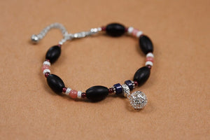 Handmade beaded agate bracelet jewelry | for women - Acecare Jewellery Store