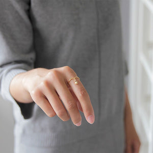 Silver Jewelry Light Bulb ring for women - Acecare Jewellery Store
