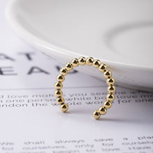 Load image into Gallery viewer, Simple beaded ring jewelry for women - Acecare Jewellery Store