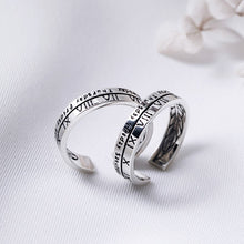 Load image into Gallery viewer, Roman number open finger ring jewelry - Acecare Jewellery Store