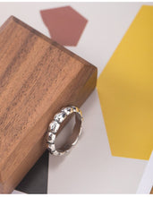 Load image into Gallery viewer, Vintage gold-plated craft rock ring - Acecare Jewellery Store