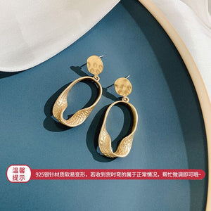 Fashion statement Earrings Jewelry