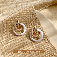 Load image into Gallery viewer, Fashion statement Earrings Jewelry