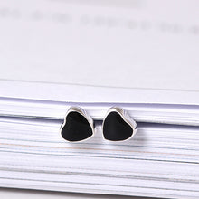 Load image into Gallery viewer, Korean Silver Jewelry One Generation Simple Geometric Earrings for women