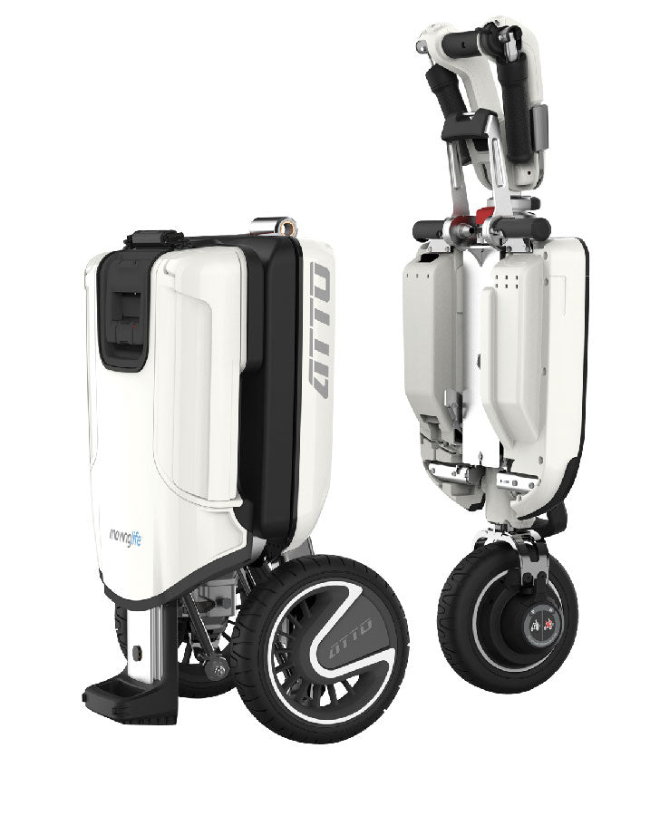 Scooter Lithium ATTO pliable - Lebeauscooter 01