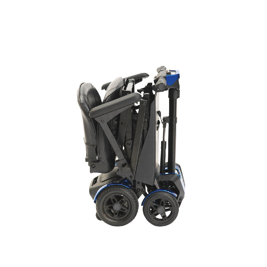 Scooter pliant AUTOMATIQUE 4 roues- Lebeauscooter 05
