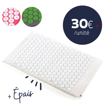 Tapis acupression picot - Lebeautapis ACP1 - tapis acupression pour vous relaxer