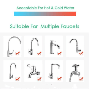 💥50% OFF--Limited time-Faucet Booster Filter