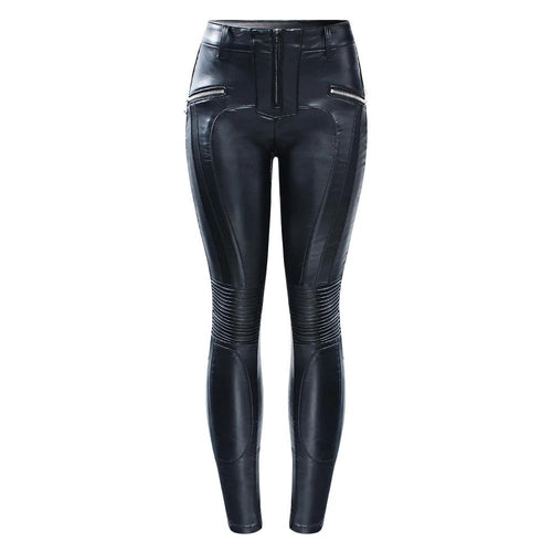 Black Pants Trousers For Women - Nik Boutique
