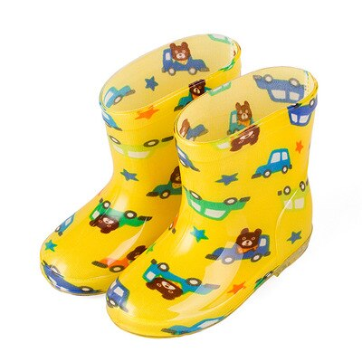 New Children Rain Shoes