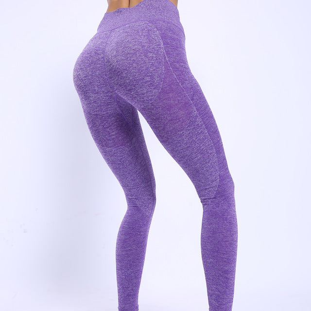 High Waist Gym Leggings Sport Women - Nik Boutique