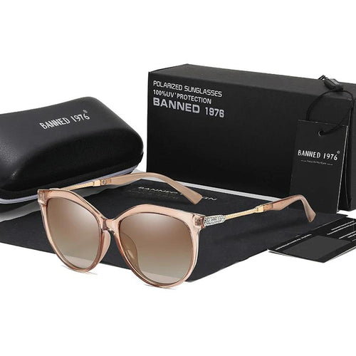 2019 New Luxury HD Polarized Women Sunglasses - Nik Boutique