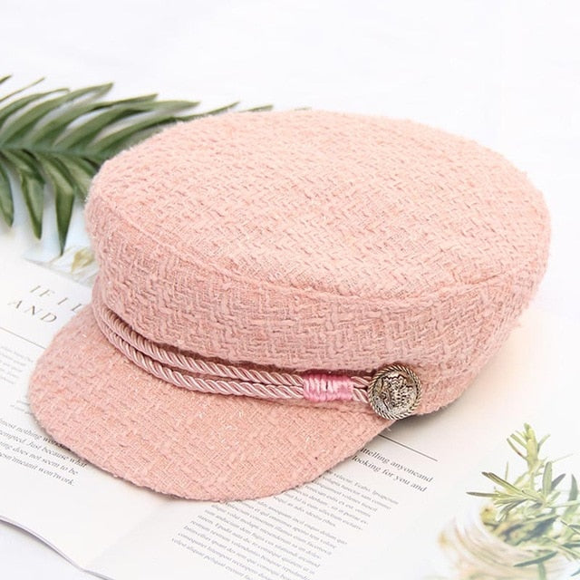 2019 Fashion Winter and Autumn Ladies Hats - Nik Boutique