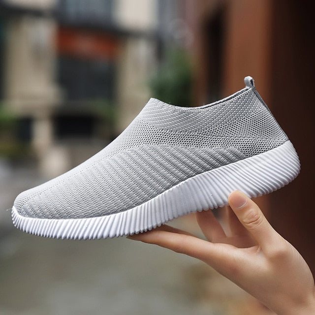 Women Shoes Knitting Sock Sneakers - Nik Boutique