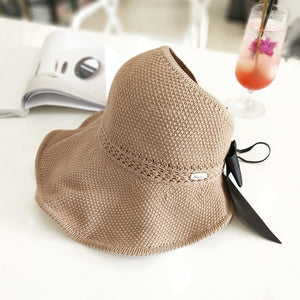 Empty Top Hat girls Beach hat - Nik Boutique