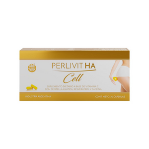 Perlivitha Cell Anti Celulitis 30caps.