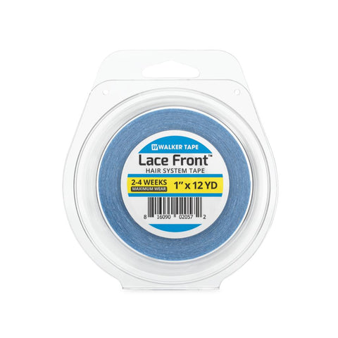 """Lace Front 1"""" x 12YD"""