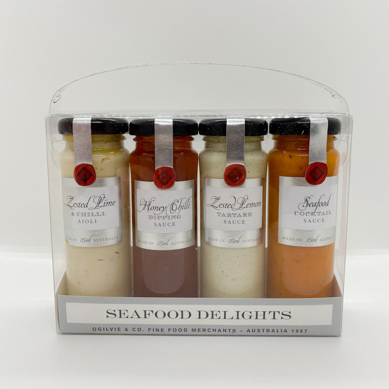 Seafood Delight Sauce Pack