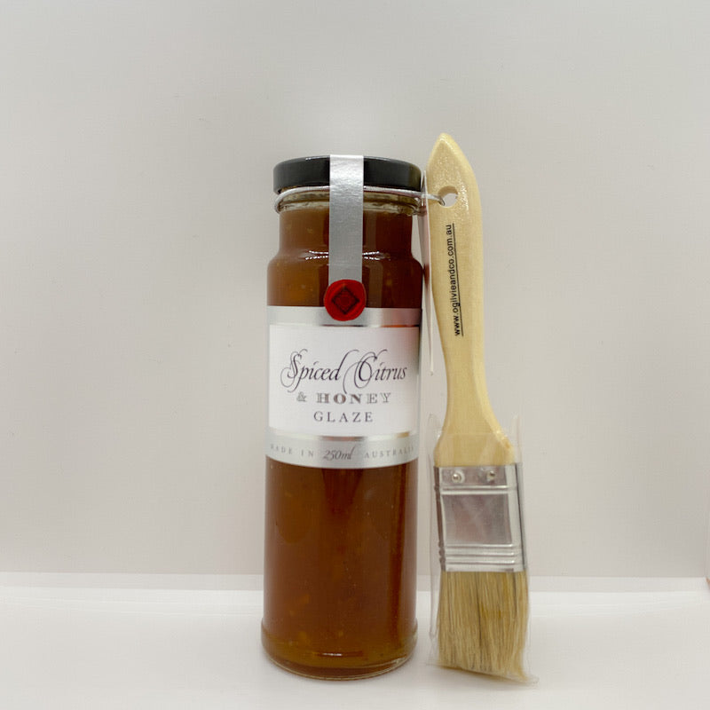 Spiced Citrus and Honey Glaze 250ml