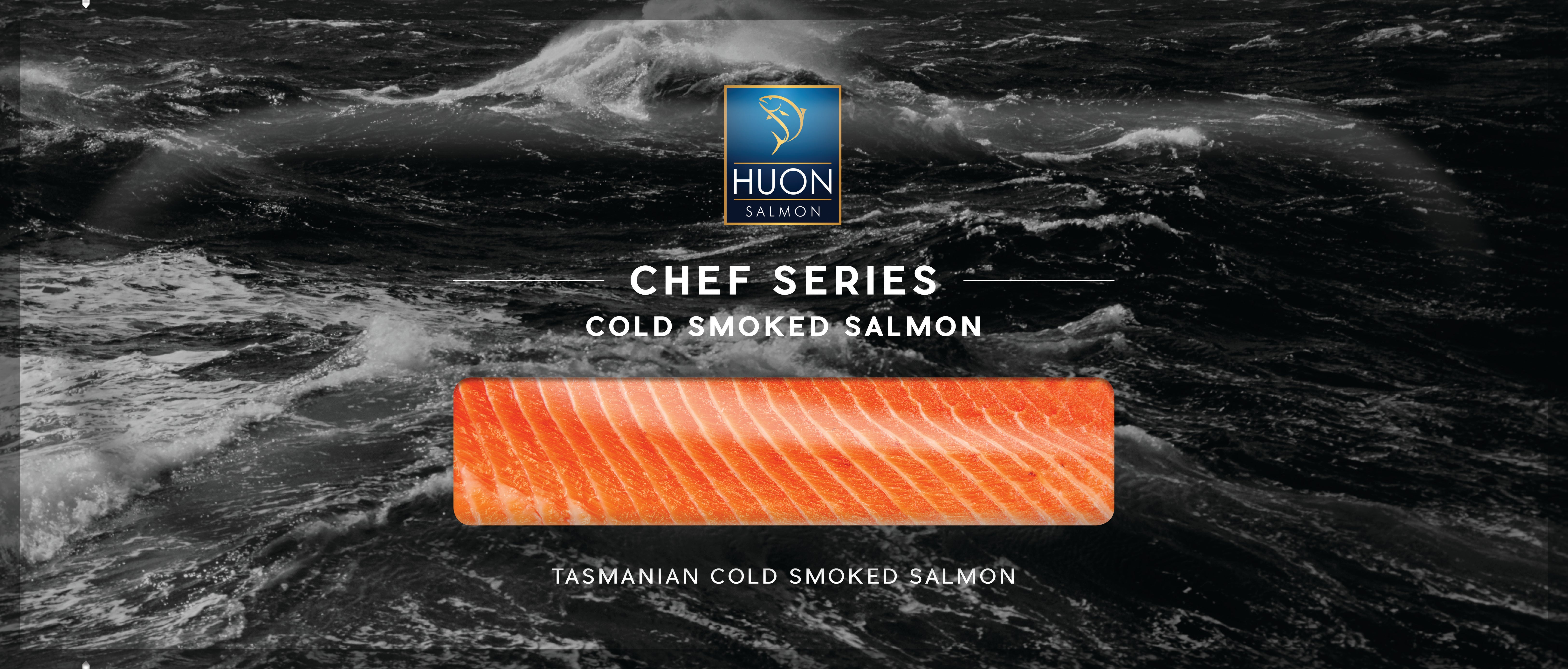 Smoked Salmon Huon 500gm