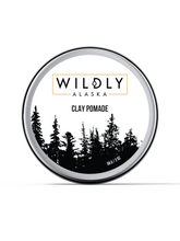 Load image into Gallery viewer, Clay Pomade - Wildly Alaska