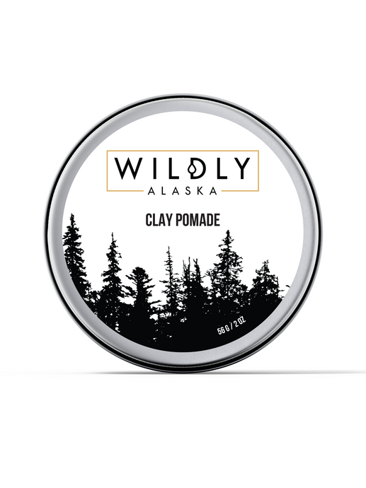 Clay Pomade - Wildly Alaska