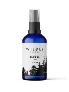 Beard Oil - Wildly Alaska