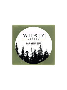 Hair & Body Soap - Wildly Alaska