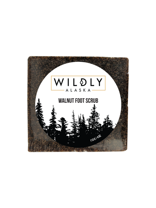 Walnut Scrub - Wildly Alaska