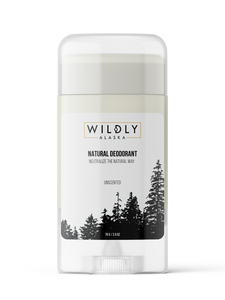 Natural Deodorant - Wildly Alaska