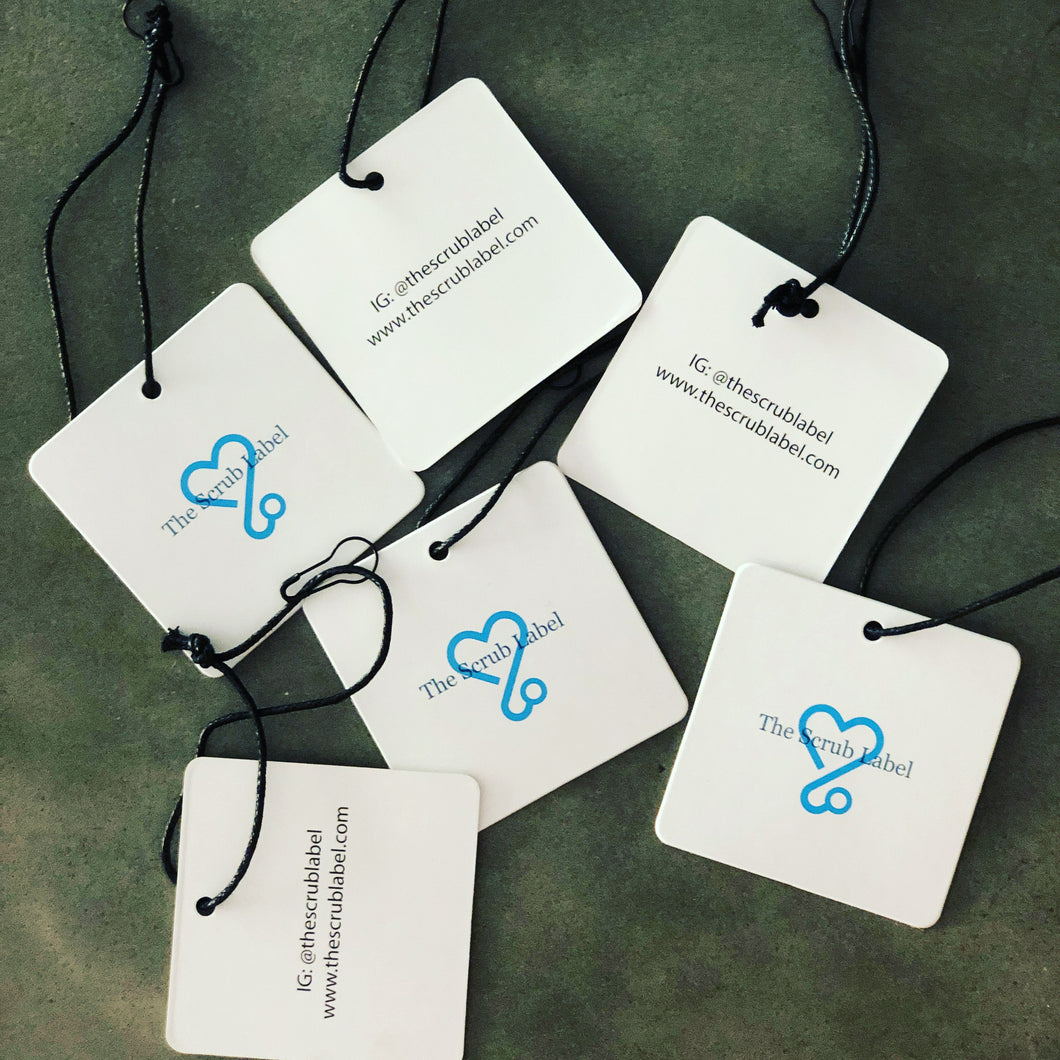 Care Label and Hangtag Design