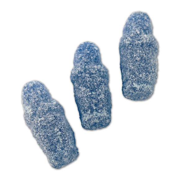 FIZZY BLUE JELLY BABIES