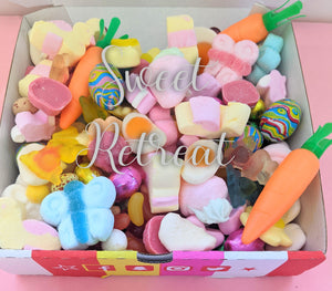 Easter themed sweet box